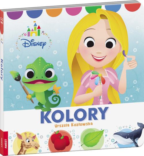 okładka Disney Maluch Kolory DBN-5książka      Urszula Kozłowska