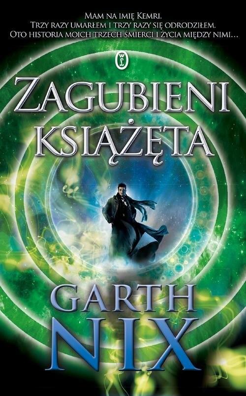 okładka Zagubieni książętaksiążka |  | Garth Nix