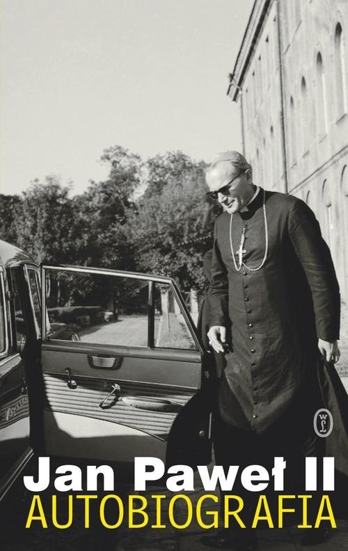 okładka Jan Paweł II. Autobiografiaksiążka |  | Jan Paweł II