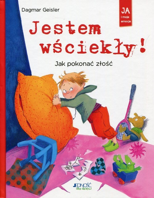 okładka Jestem wściekły!książka |  | Geisler Dagmar