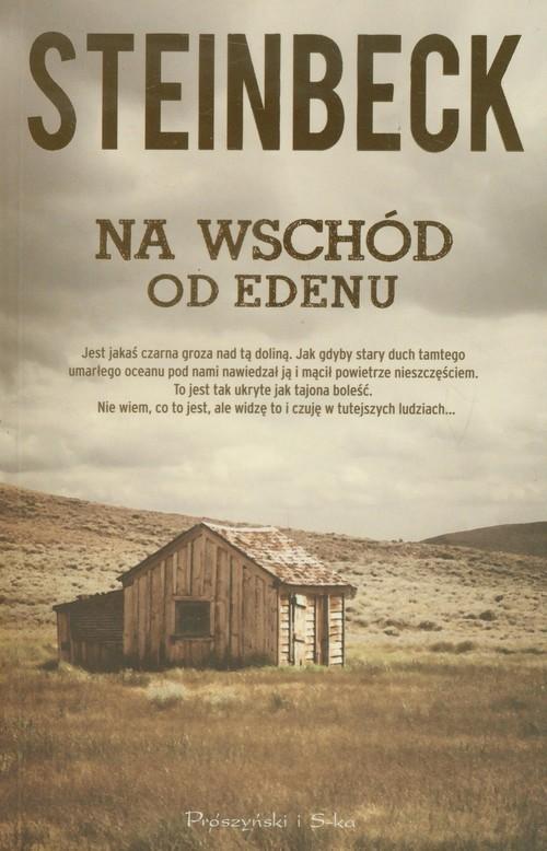 okładka Na wschód od  Edenuksiążka |  | John Steinbeck