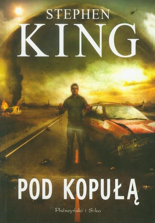 okładka Pod kopułąksiążka      Stephen King