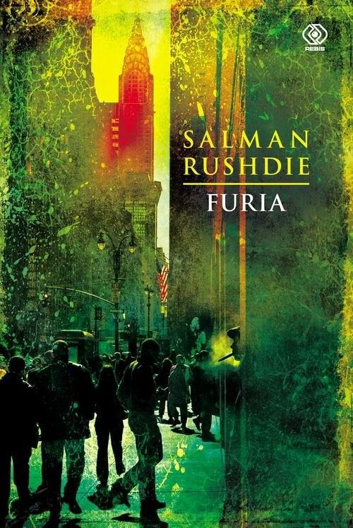 okładka Furiaksiążka |  | Salman Rushdie