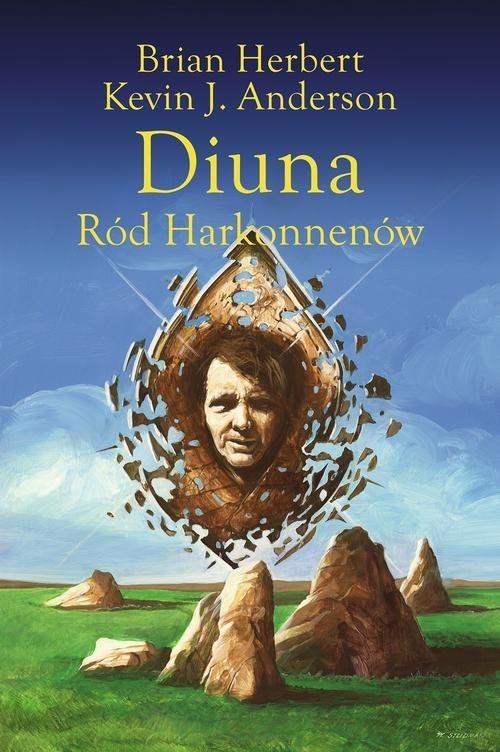 okładka Diuna. Ród Harkonnenów. Preludium do Diunyksiążka      Brian Herbert, Kevin J. Anderson