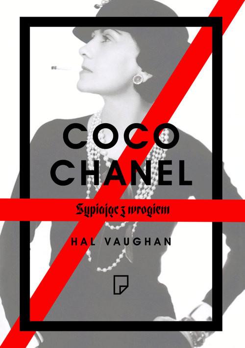 okładka Coco Chanel. Sypiając z wrogiemksiążka |  | Hal  Vaughan