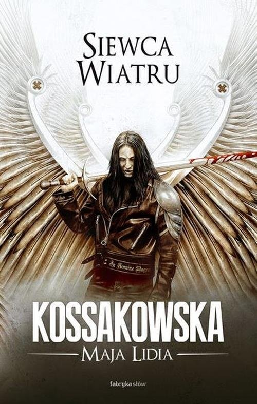 okładka Siewca Wiatruksiążka |  | Maja Lidia Kossakowska