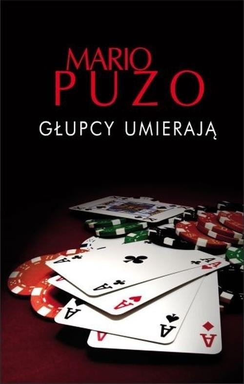 okładka Głupcy umierająksiążka |  | Mario Puzo