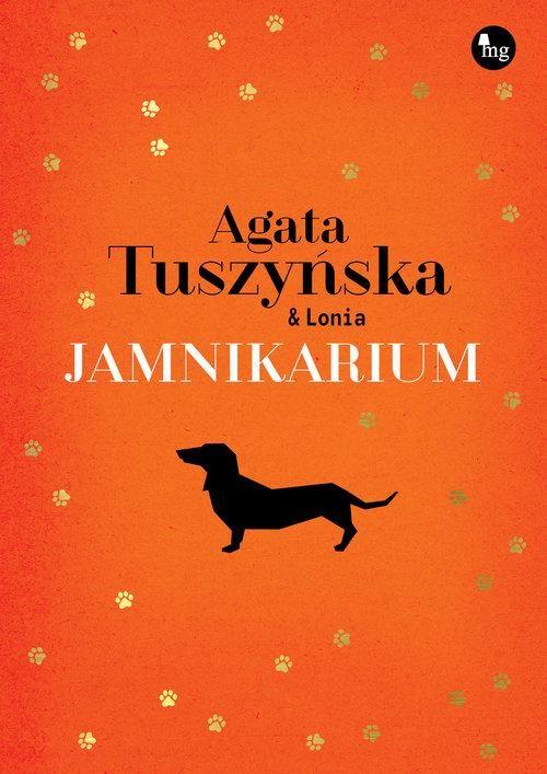 okładka Jamnikariumksiążka      Agata Tuszyńska