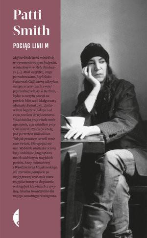 okładka Pociąg linii Mksiążka      Patti Smith