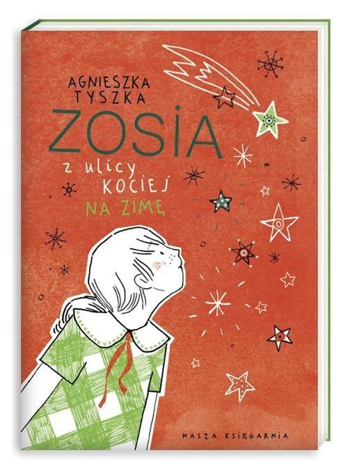 okładka Zosia z ulicy Kociej. Na zimęksiążka |  | Agnieszka Tyszka