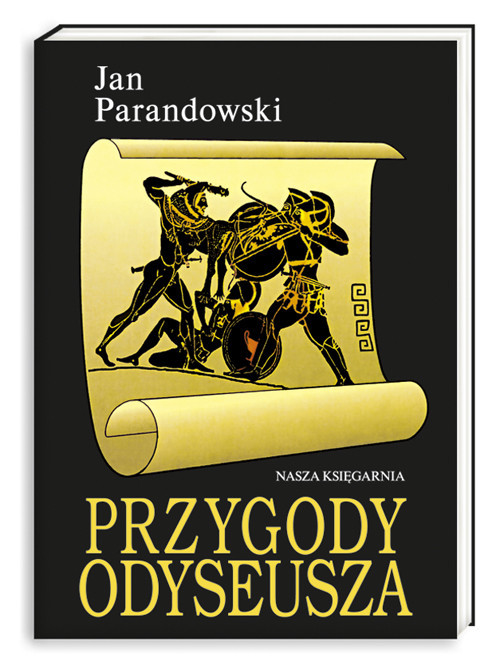 okładka Przygody Odyseuszaksiążka      Jan Parandowski