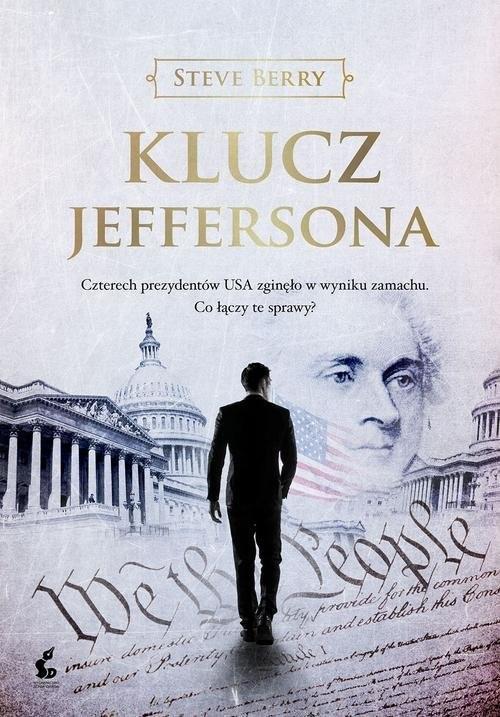 okładka Klucz Jeffersonaksiążka      Steve Berry