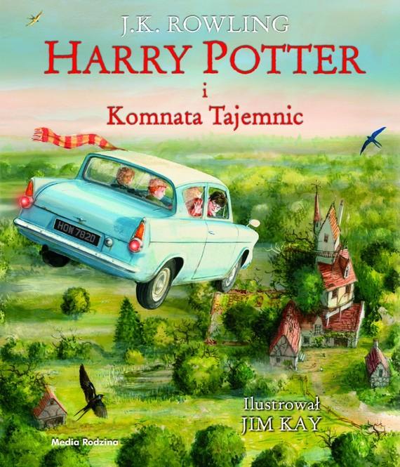 okładka Harry Potter i Komnata Tajemnicksiążka |  | K. Rowling Joanne
