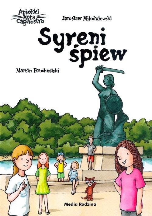 okładka Syreni śpiewksiążka      Jarosław Mikołajewski