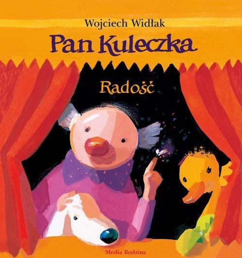 okładka Pan Kuleczka. Radośćksiążka |  | Wojciech Widłak