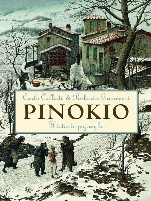 okładka Pinokio. Historia pajacykaksiążka      Carlo Collodi