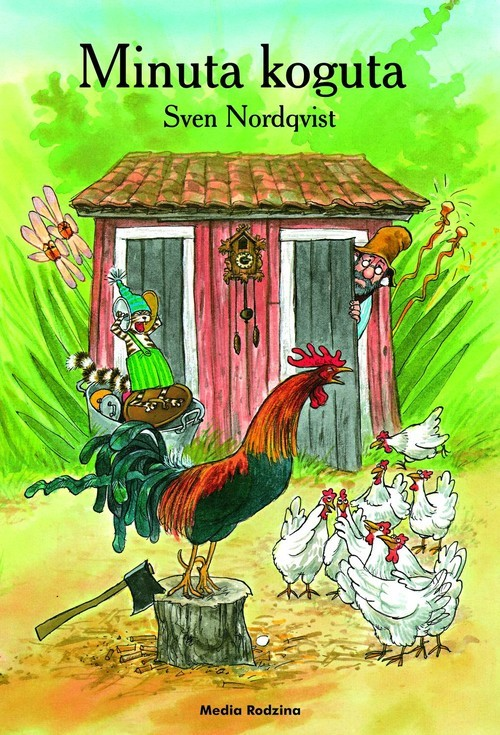 okładka Minuta kogutaksiążka |  | Sven Nordqvist