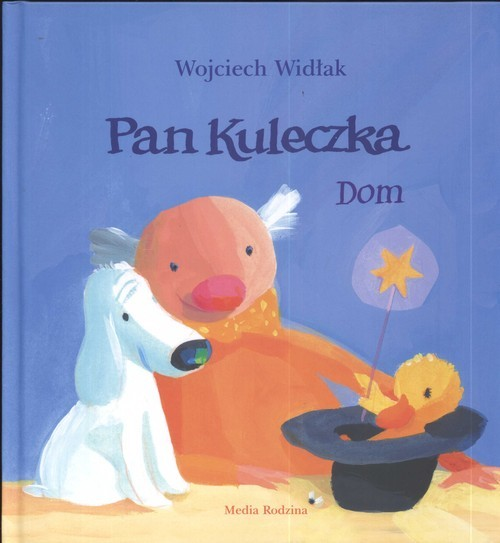 okładka Pan kuleczka. Domksiążka |  | Wojciech Widłak
