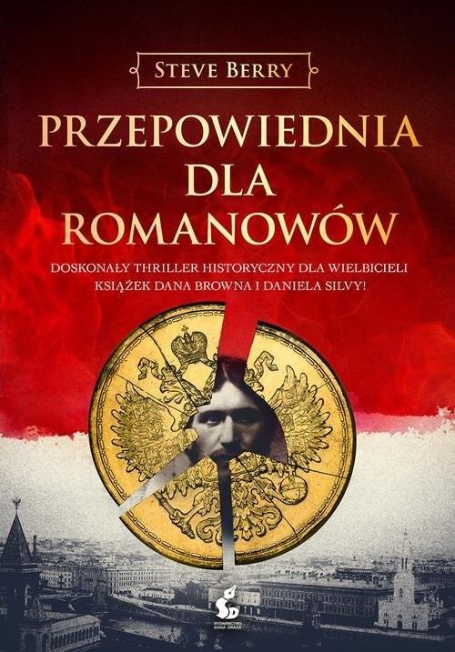 okładka Przepowiednia dla Romanowówksiążka |  | Steve Berry