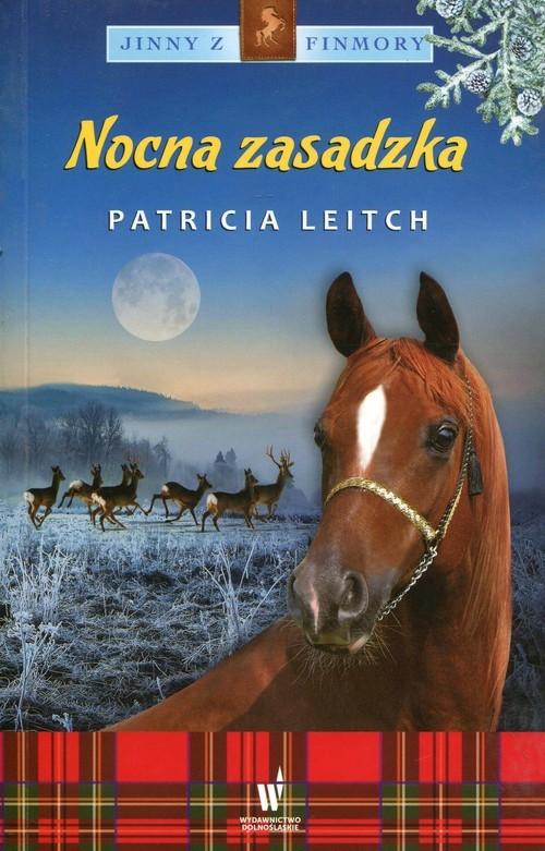 okładka Jinny z Finmory 11. Nocna zasadzkaksiążka |  | Patricia Leitch