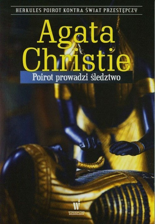 okładka Poirot prowadzi śledztwoksiążka |  | Agata Christie