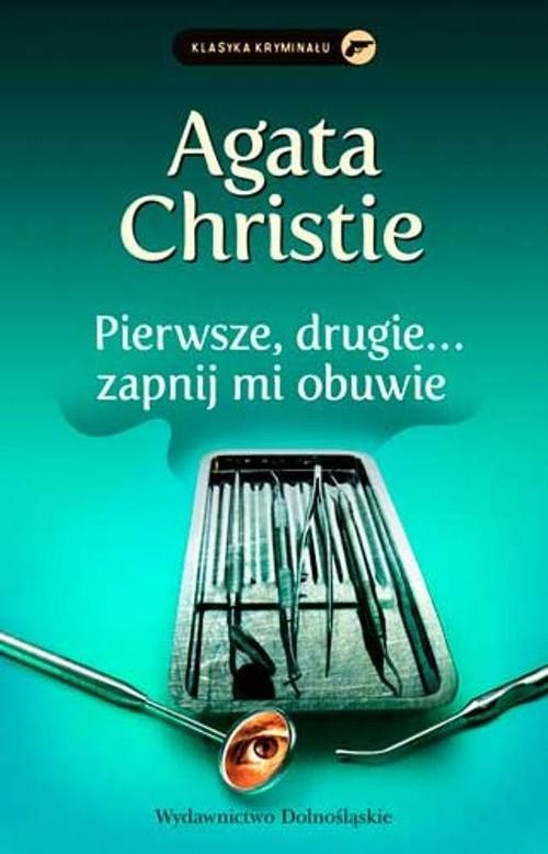 okładka Pierwsze, drugie zapnij mi obuwieksiążka |  | Agata Christie