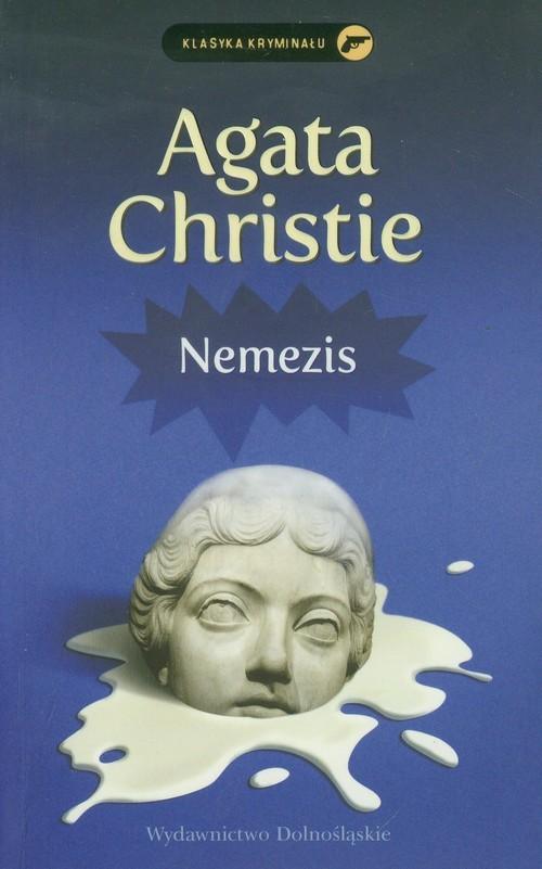 okładka Nemezisksiążka |  | Agata Christie