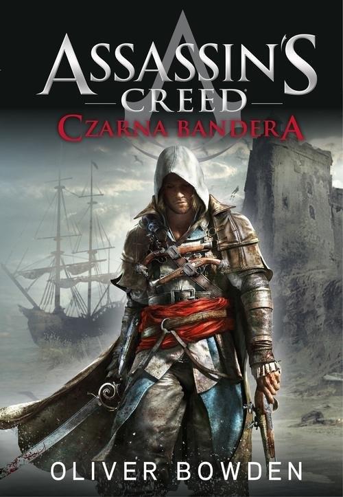 okładka Assassin's Creed. Czarna Banderaksiążka |  | Oliver Bowden