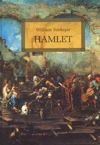 okładka Hamletksiążka      William Szekspir