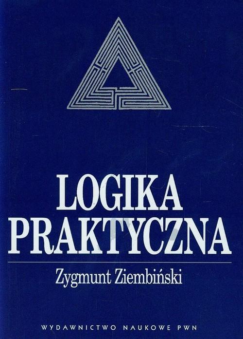 okładka Logika praktycznaksiążka      Ziembiński Zygmunt
