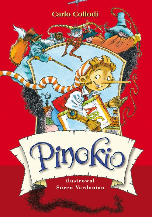 okładka Pinokioksiążka |  | Carlo Collodi