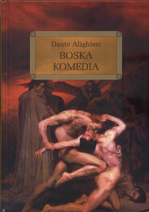 okładka Boska Komediaksiążka      Dante Alighieri