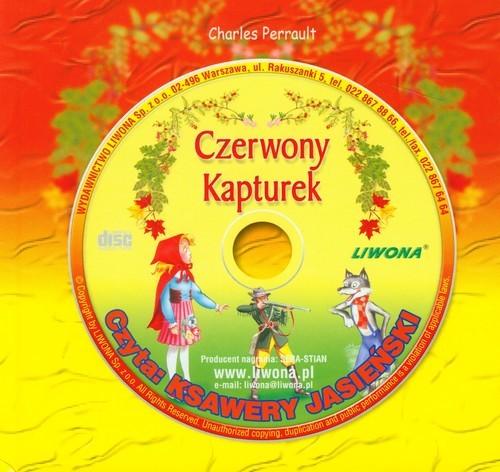 okładka Czerwony kapturek Słuchowisko + CDksiążka |  | Charles Perrault