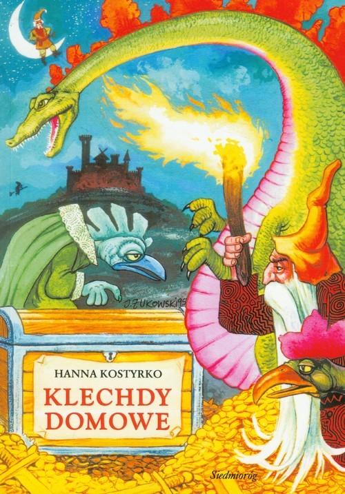 okładka Klechdy domoweksiążka |  | Kostyrko Hanna