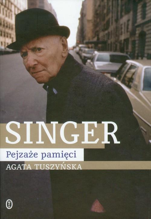 okładka Singer Pejzaże pamięciksiążka |  | Agata Tuszyńska