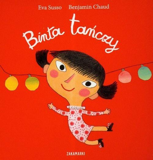 okładka Binta tańczyksiążka      Susso Eva