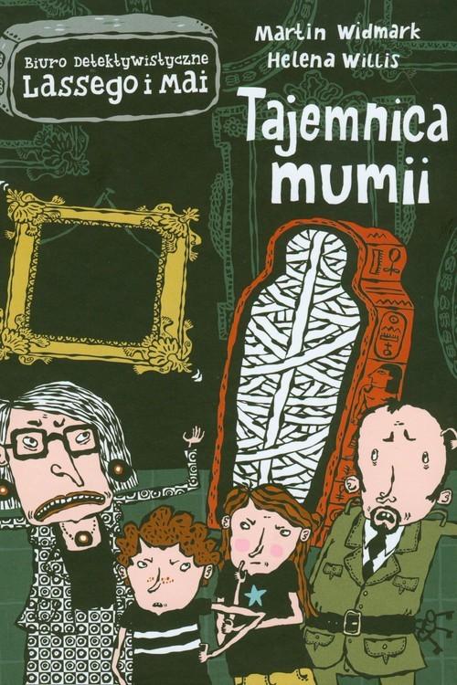 okładka Tajemnica mumiiksiążka |  | Martin Widmark, Helena Willis