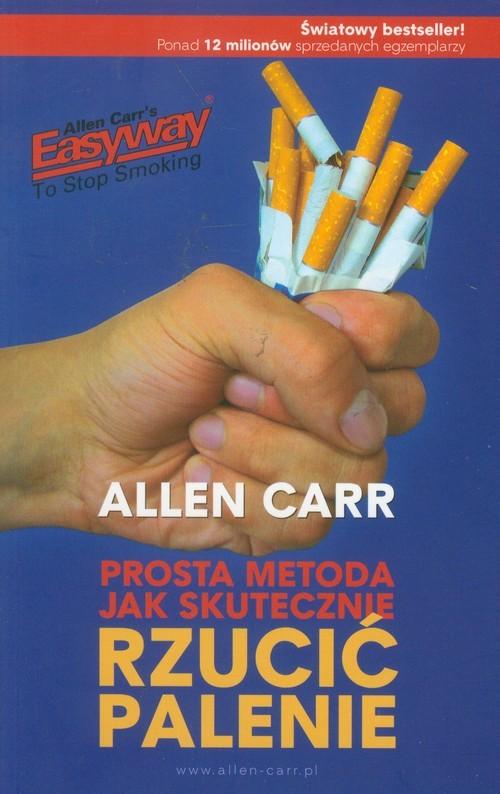 okładka Prosta metoda jak skutecznie rzucić palenieksiążka |  | Carr Allen