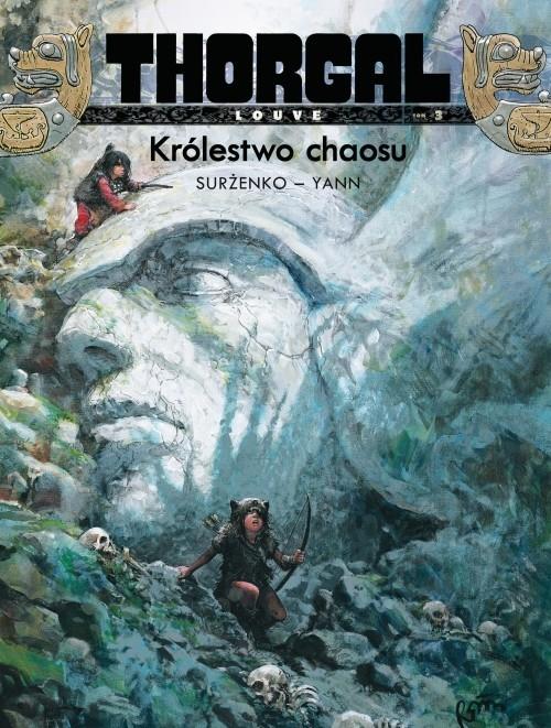 okładka Thorgal Louve Królestwo chaosu Tom 3książka |  | Roman Surżenko, Pennetier Yann
