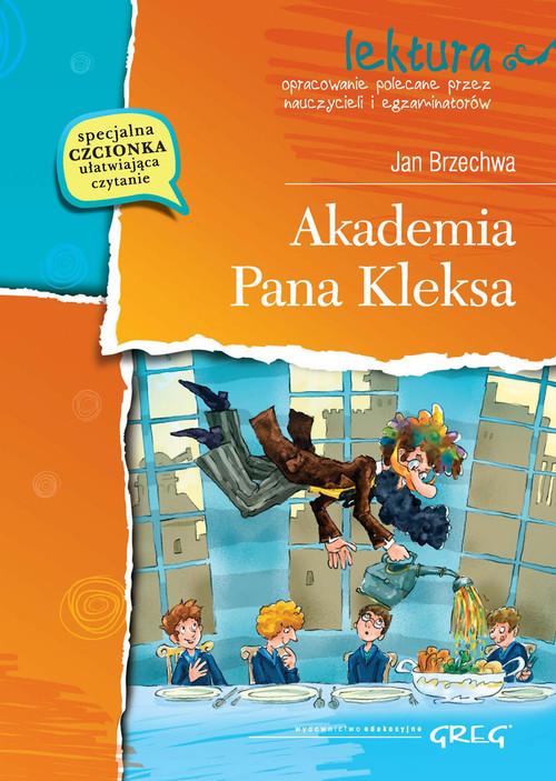 okładka Akademia Pana Kleksaksiążka |  | Jan Brzechwa