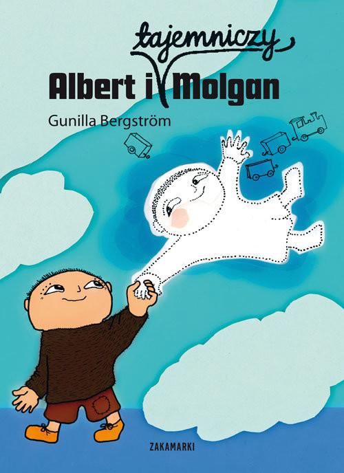 okładka Albert i tajemniczy Molganksiążka      Bergstrom Gunilla