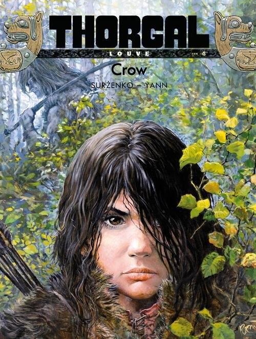 okładka Thorgal Louve Crow Tom 4książka |  |