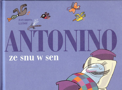 okładka Antonino ze snu w senksiążka |  | Arjona Juan