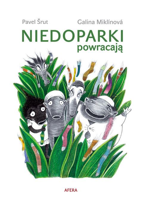 okładka Niedoparki powracająksiążka |  | Śrut Pavel