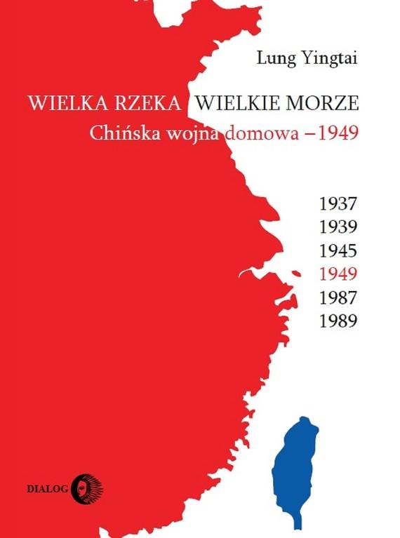 okładka Wielka rzeka, wielkie morzeebook | epub, mobi | Yingtai Lung