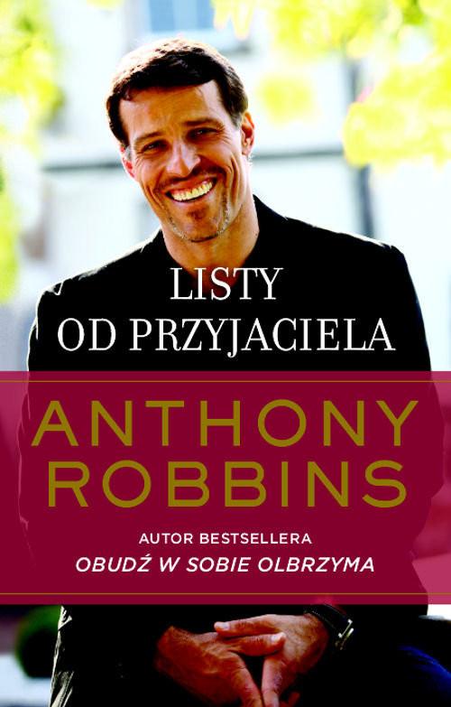 okładka Listy od przyjacielaksiążka |  | Anthony Robbins