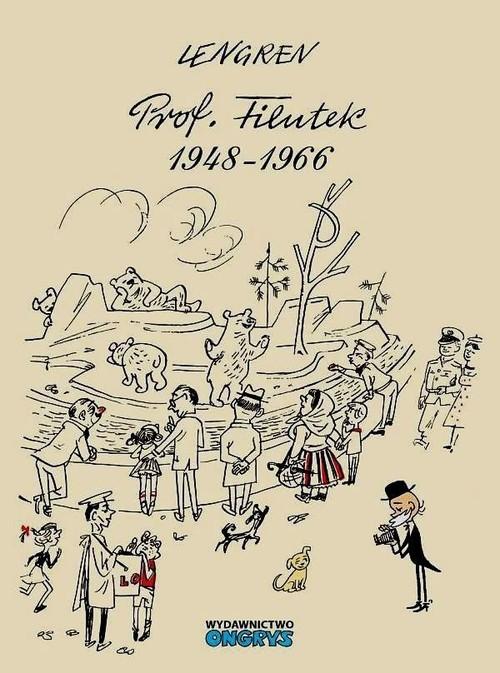 okładka Prof.. Filutek 1948-1966książka |  | Zbigniew Lengren