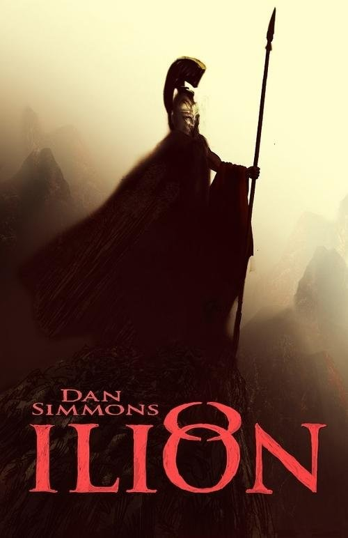 okładka Ilionksiążka      Simmons Dan