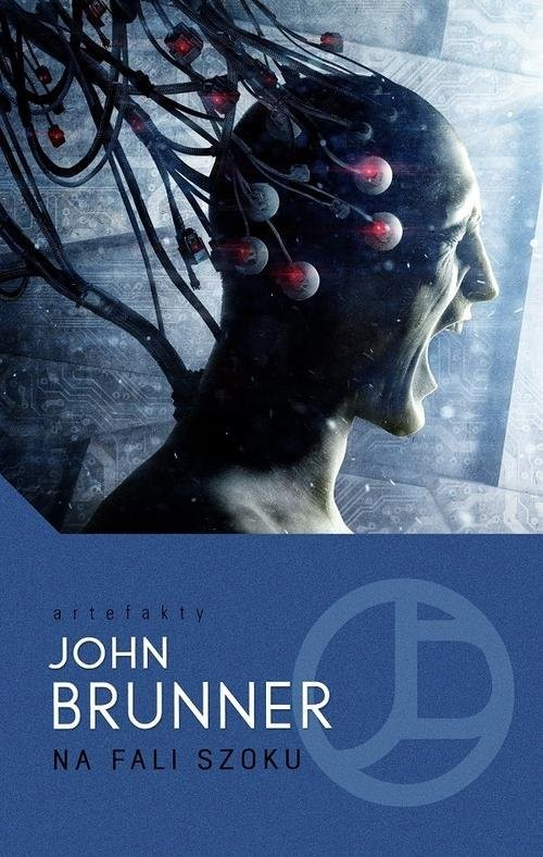 okładka Na fali szokuksiążka |  | Brunner John