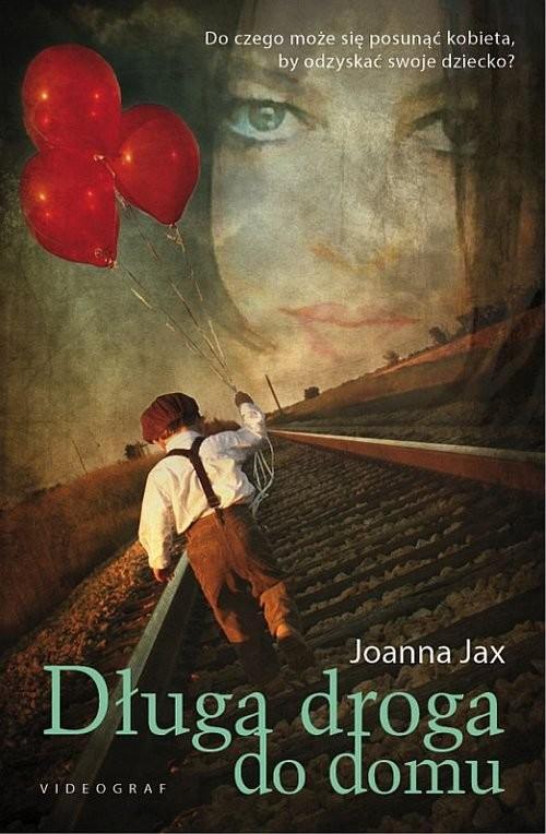 okładka Długa droga do domuksiążka      Joanna Jax